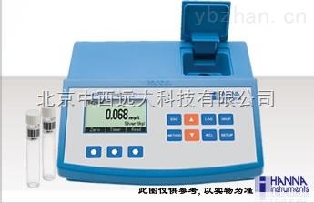 型号:H5HI83208D-哈纳多参数水质快速测定仪 型号:H5HI83208D