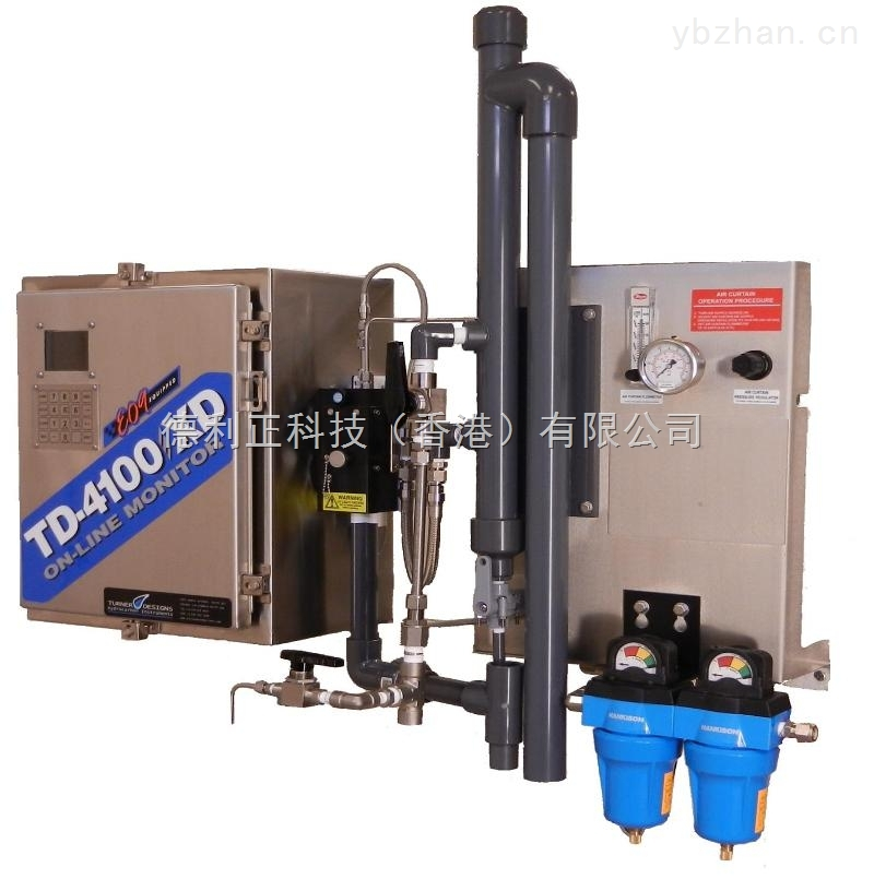 美國特納TD-4100XDGP在線水中油監測儀