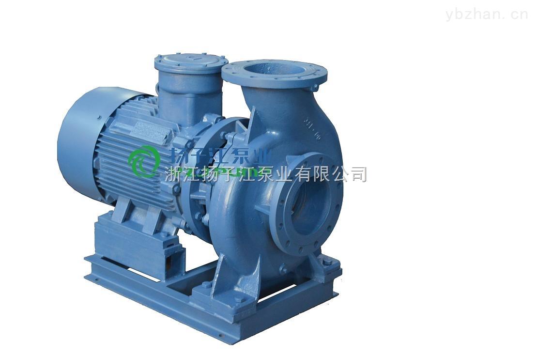 油泵:ISWB卧式单级单吸防爆油泵|卧式管道油泵,柴油泵,溶剂泵