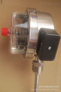 WSSX-411电接点双金属温度计