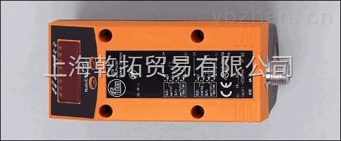 IFM压缩空气流量计德国易福门流量传感器