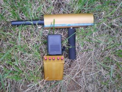 地下金属探测器探宝器