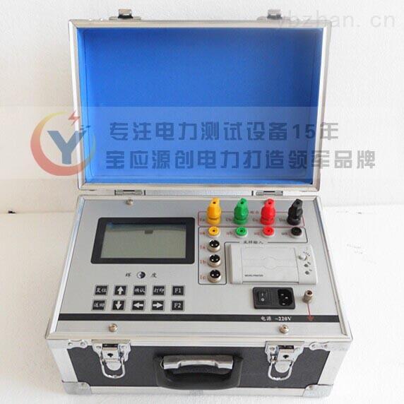 YCDG-3三相电容电感测试仪