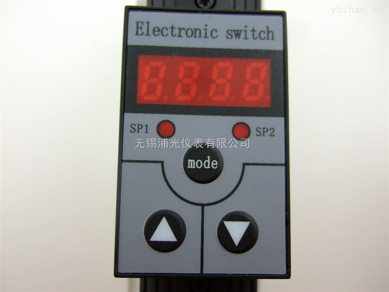 PG-115-无锡数显压力控制器生产厂家