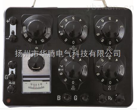 qj23型直流单臂电桥