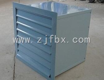 XBDZ低噪声防爆新型壁式轴流风机