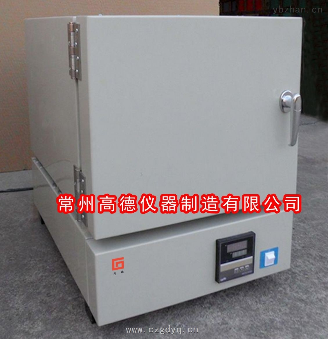 GD-2.5-12-一体式箱式电阻炉 智能恒温箱式马弗炉