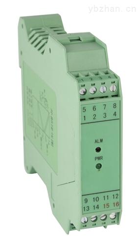 检测端安全栅/热电阻单/双通道输入/单/双路报警/通讯输出