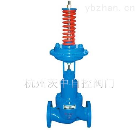 V230、V231自力式压力调节阀