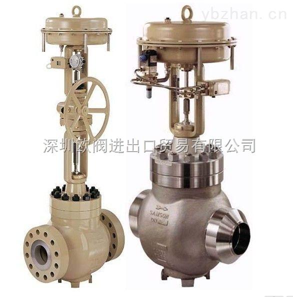 进口气动高温高压调节阀的图片原理及价格