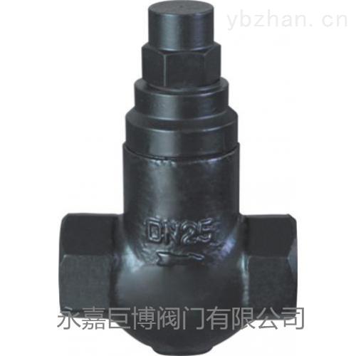 STB可调恒温式疏水阀/疏水阀生产厂家