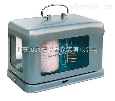 自记式气压仪