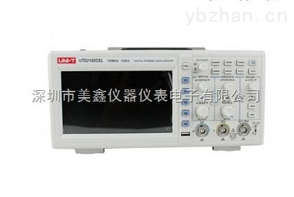 優利德UTD2102CEX數字存儲示波器  通訊表