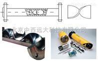 管道静态混合器 型号:YNT55-SK-50/100