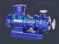 进口不锈钢夹套保温磁力泵 自吸磁力漩涡泵