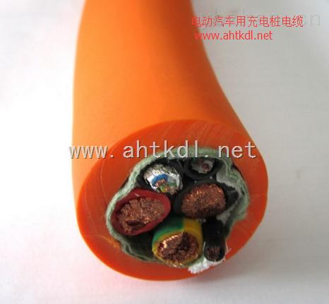 电动汽车用充电桩电缆