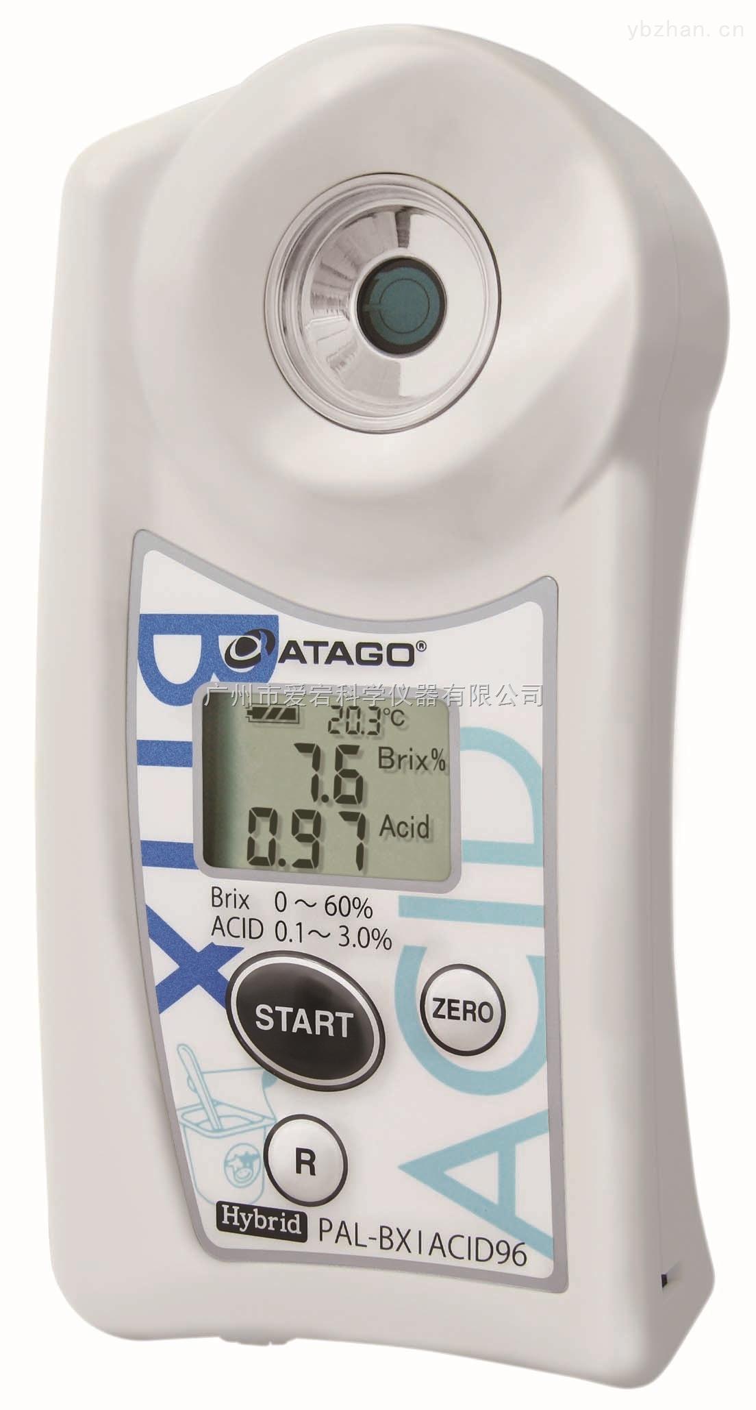 酸奶糖酸一体机 PAL-BX\ACID96,酸奶固形物测定仪,酸奶测定仪