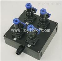 BXX8050-2/4/16A防爆防腐电源插座箱