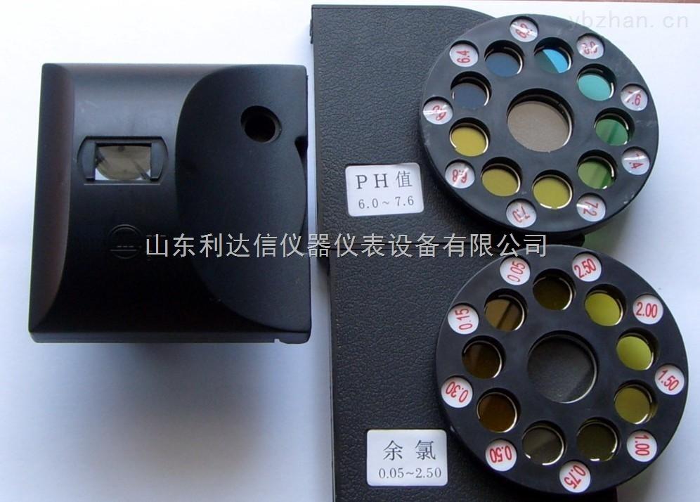 LDX-SXZ-4A-余氯比色器/余氯比色計