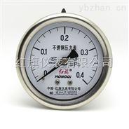 不锈钢差压耐震电接点压力表