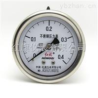 化纤不锈钢电接点耐震压力表报价