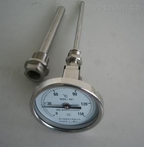 径向型双金属温度计WSS-411
