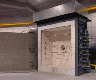 建筑構件垂直耐火試驗爐