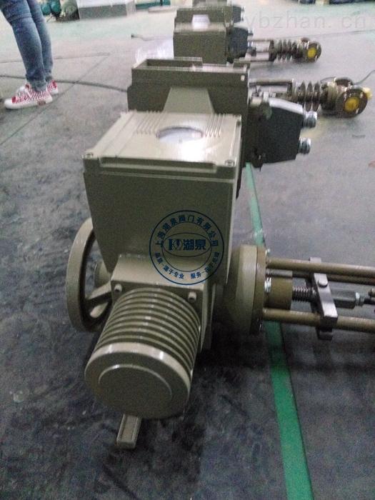 上海湖泉揚州西門子電動蒸汽調節閥