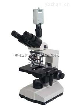 LDX-SB-XSP-8CV-三目生物顯微鏡/生物顯微鏡(連接電腦)