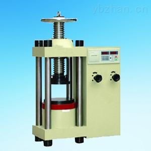YES-1000-手动数显式压力试验机