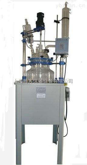 上海50L单层玻璃反应釜