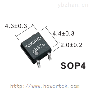 AB37S-R1-TOWARD光耦继电器