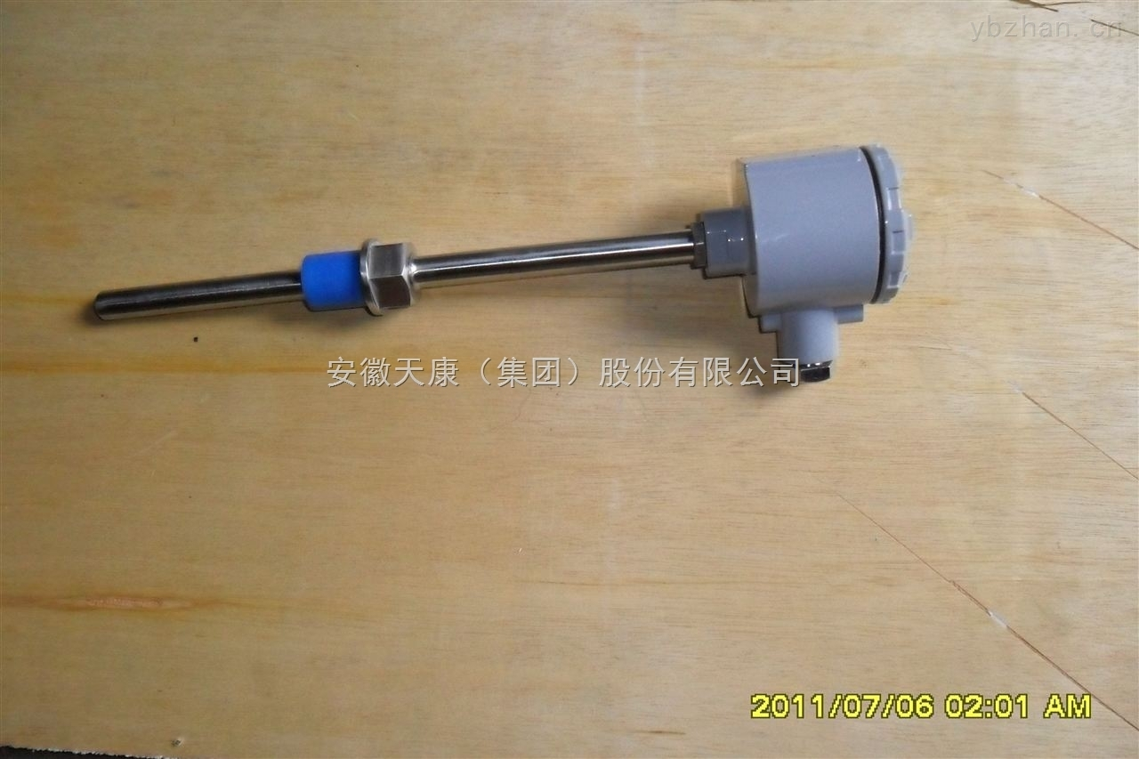WRMB-240G-固定螺纹式一体化防爆热电偶