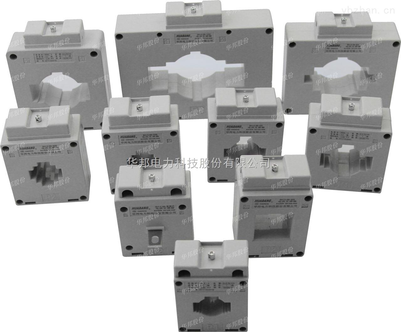 BH-0.66-30孔徑塑殼互感器