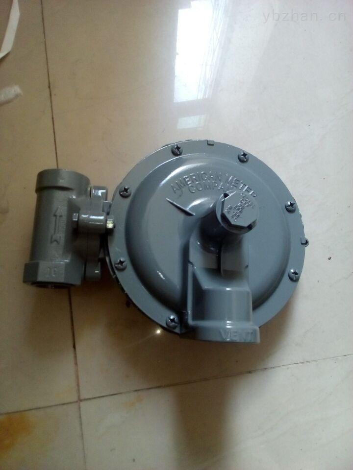 天然气管道调压阀分享展示图片