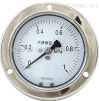 Y-160Z-B-Z不锈钢压力表(轴向型)