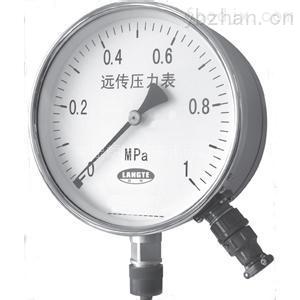 YTZ-150-电阻式远传压力表