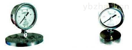 YTZ-150-电位器式远传压力表
