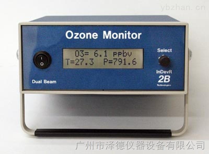 美国2B 205 高精度臭氧检测仪