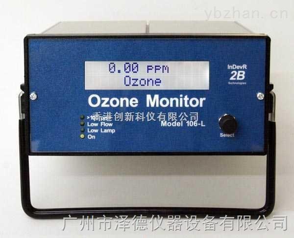 美国2B 106  臭氧检测仪