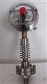 YNXC-100SRML耐震磁助式电接点隔膜压力表