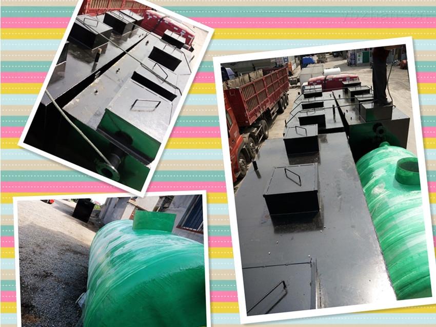兰州地埋式一体化污水处理设备批发