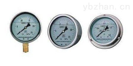 YTS-150耐酸壓力表