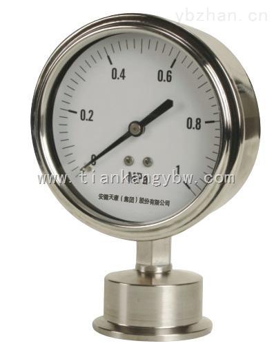 Y-M卫生型隔膜压力表厂家供应