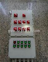 腾阳防爆供应防爆带灯按钮控制箱