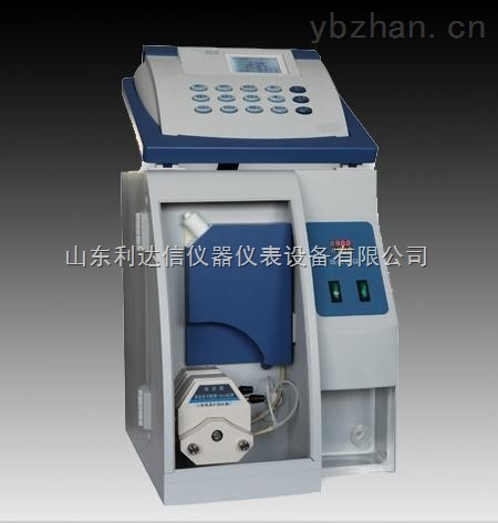 LDX-DWS-296-氨氮測定儀/水質氨氮檢測儀