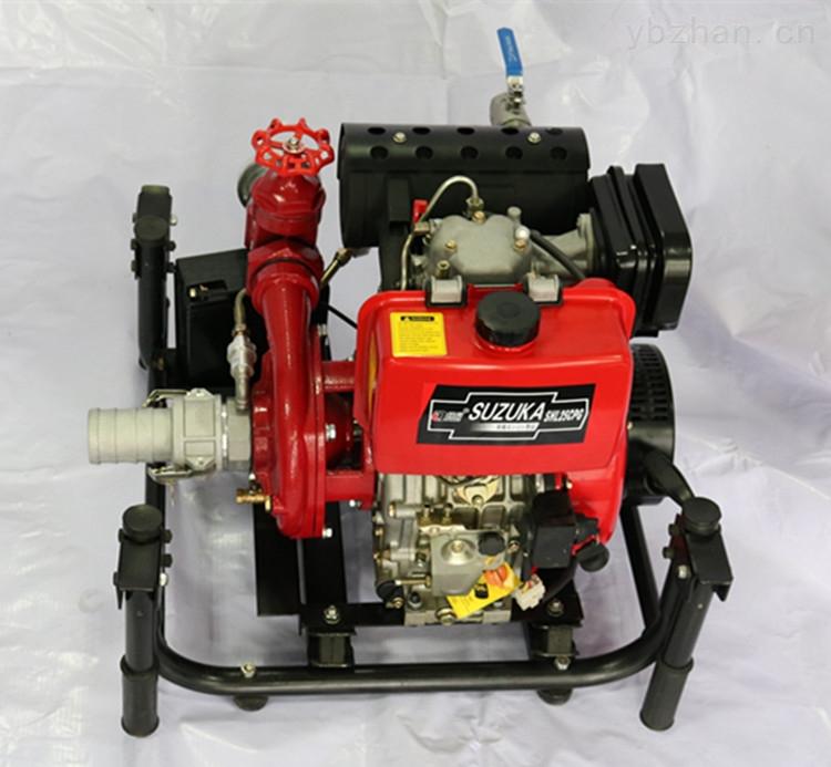 3寸柴油真空高压自吸泵