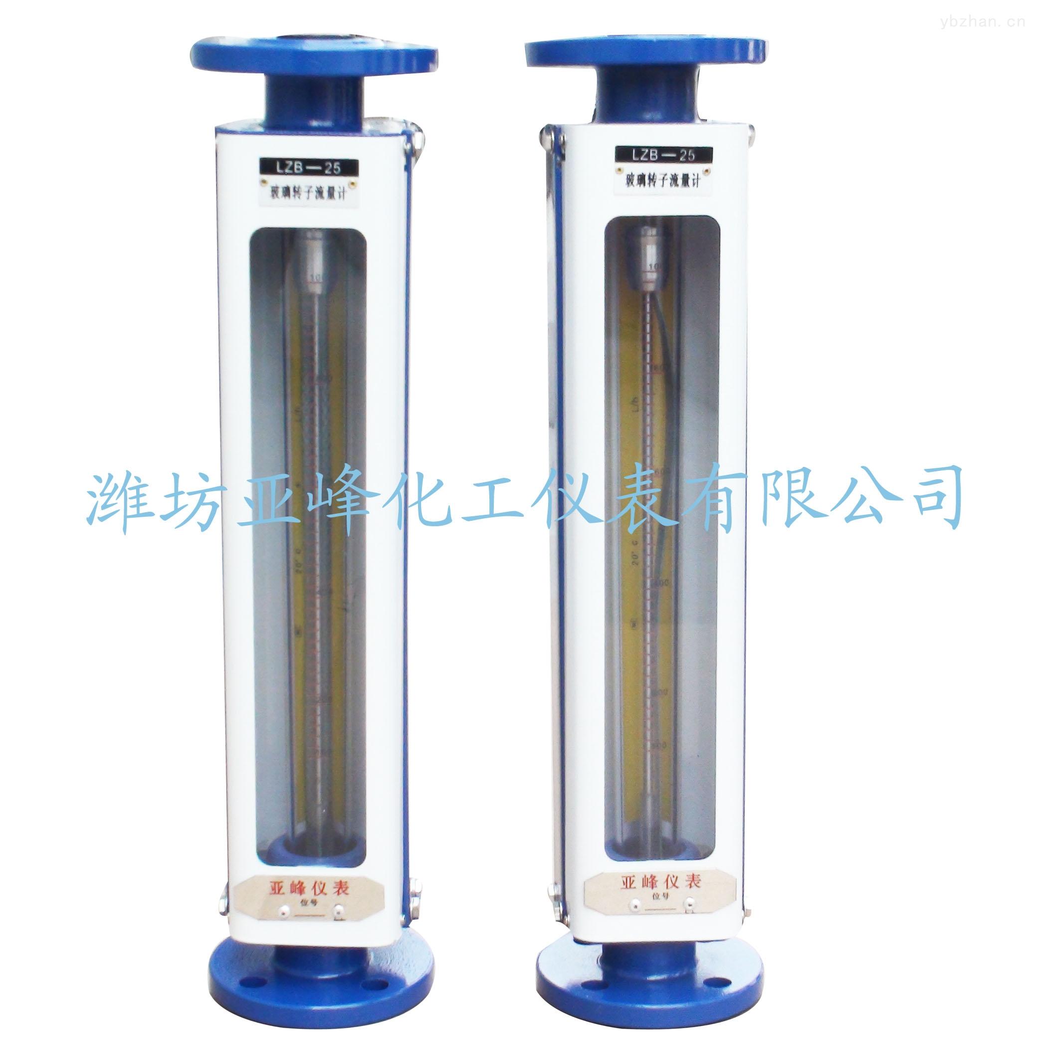 防腐氣體玻璃轉子流量計生產廠家