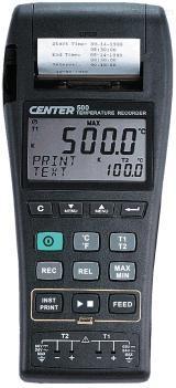 CENTER-500-臺灣溫度記錄儀帶RS232接口