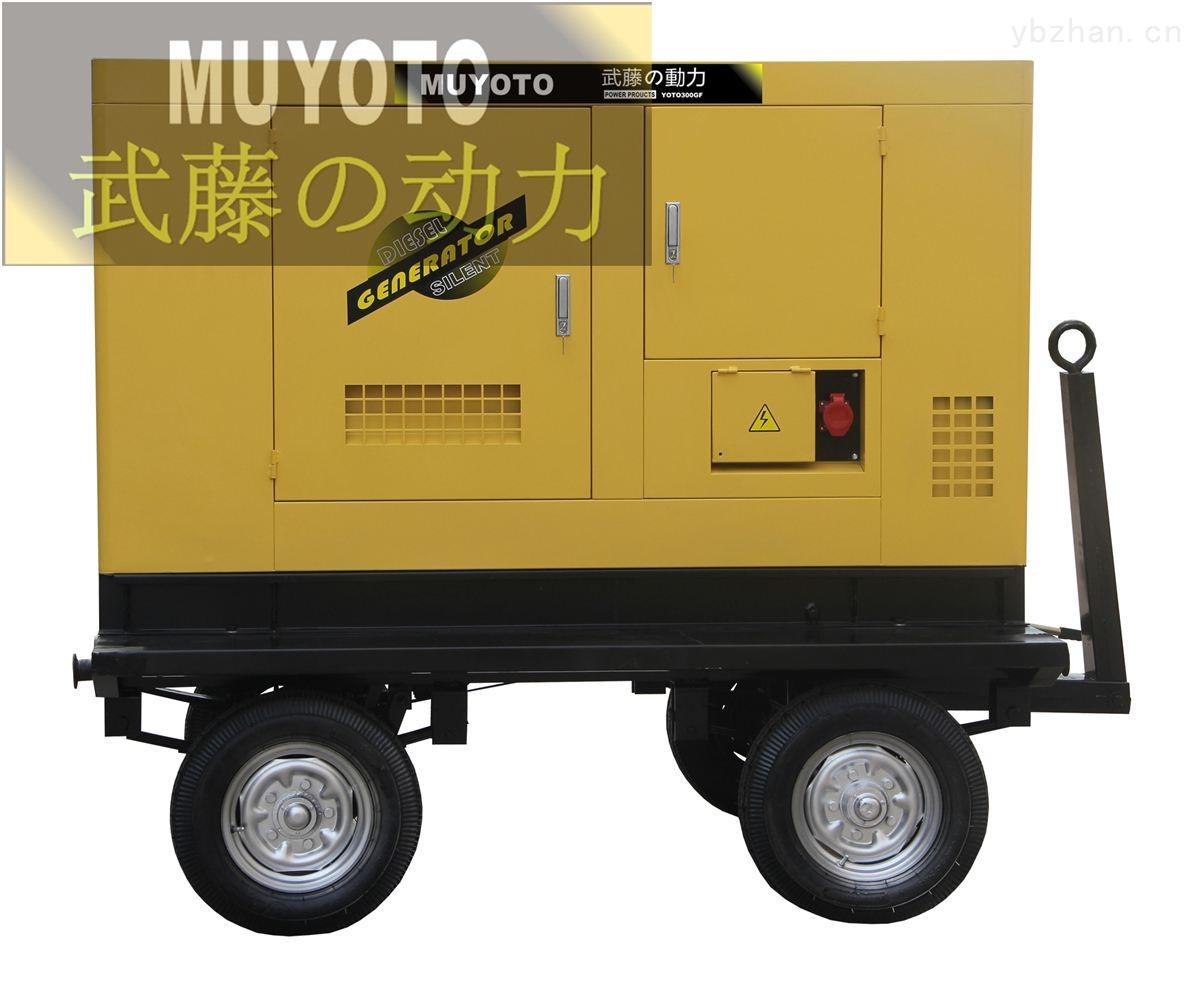 60KW三相柴油发电机组-四冲程发电机